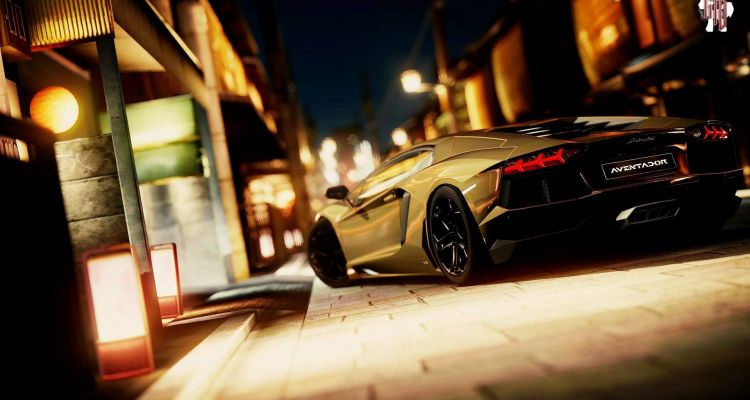 Lamborghini's Aventador LP700-4